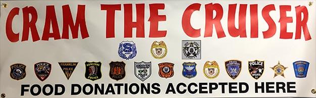 Cram the Cruiser Banner