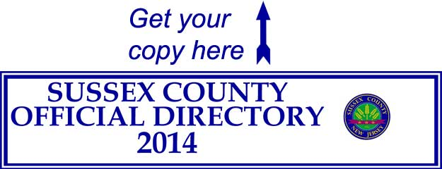 Sussex County Official Directory
