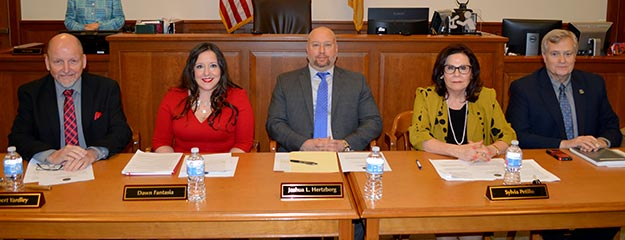 Photo of Sussex County Board of Chosen Freeholders