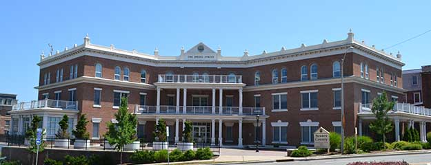 Image of Sussex County Administrative Center