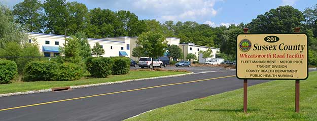 Image of Sussex County Wheatsworth Road Facility