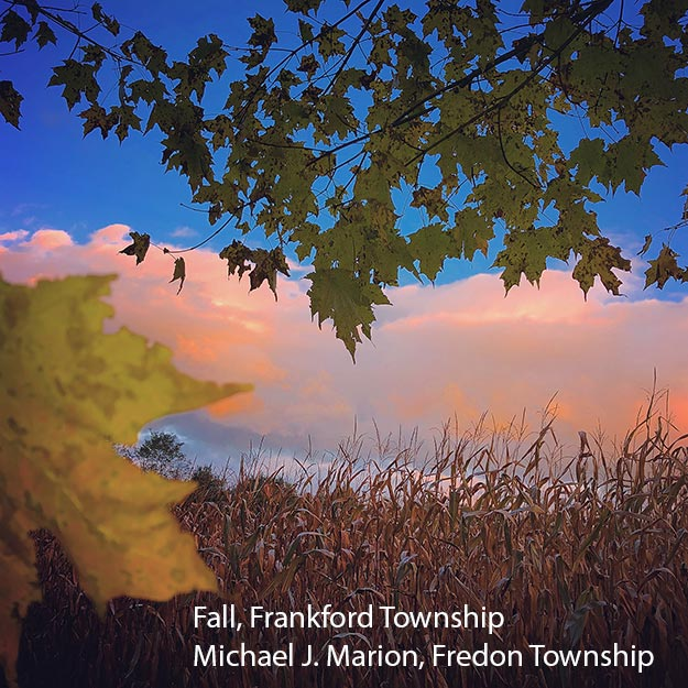 Fall, Frankford Township