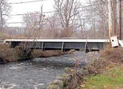 Original Steel Through-Girder Bridge