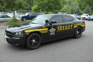 Sheriff's Car