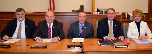 Sussex County Board of Chosen Freeholders
