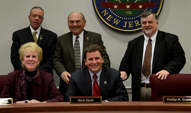 2011 Sussex County Board of Chosen Freeholders