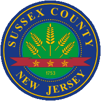 Sussex County Seal New Jersey Logo